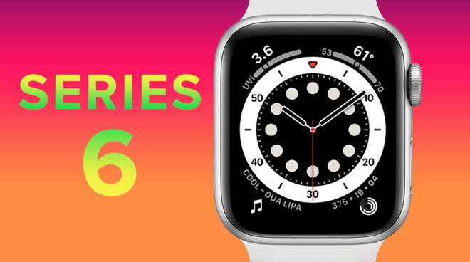 Apple Watch Series 6 lowest price ever