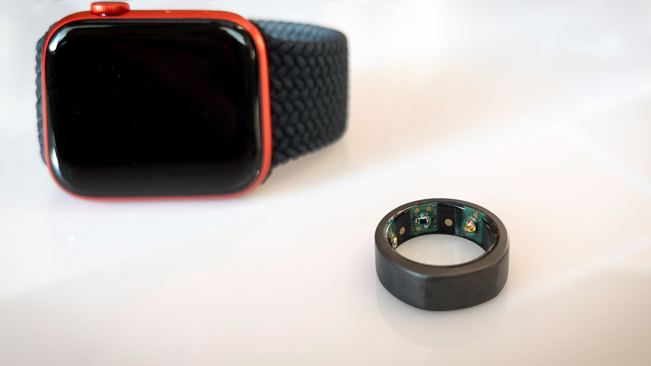 Oura Ring and Apple Watch are more add-ons than competitors