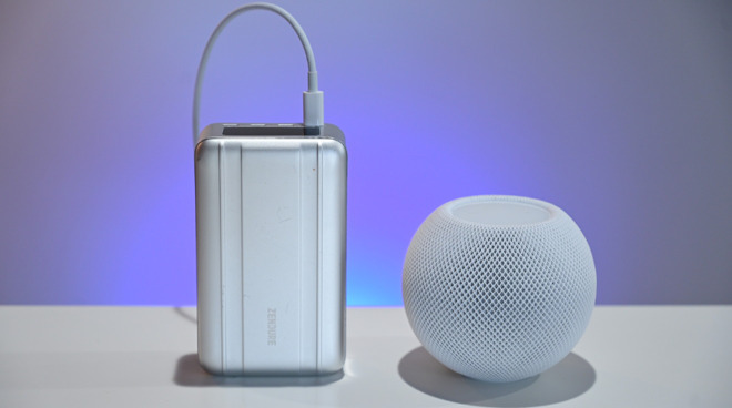 HomePod mini will now work with 18W power sources and adapters