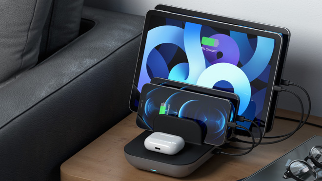 Satechi Dock5 multi-charger