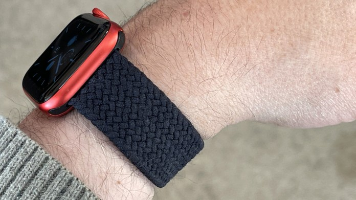 Braided Solo Loop Apple Watch Bands