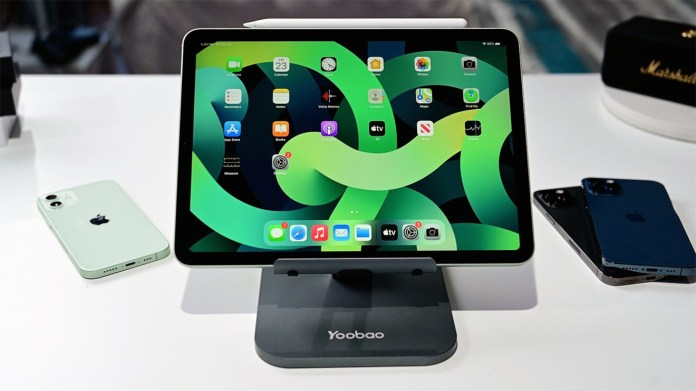 Global iPad revenue was up 41% year-over-year