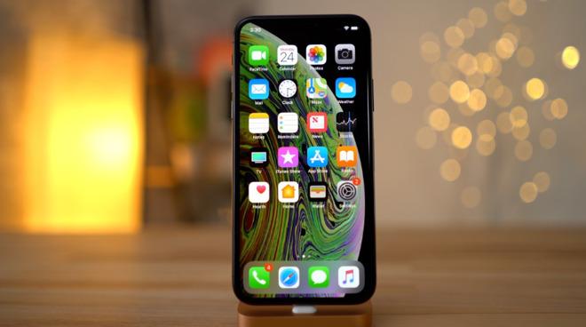 Apple's iPhone XS