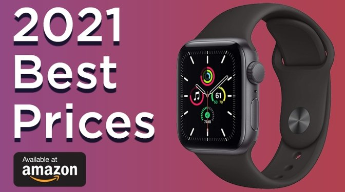 Apple Watch SE deals at Amazon