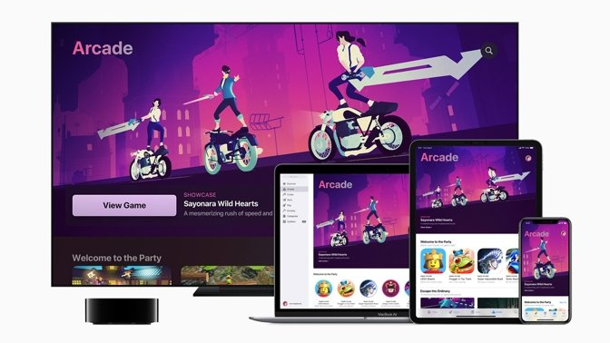 Apple Arcade now has over 180 titles
