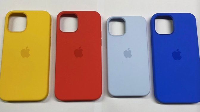 New colors for iPhone 12 cases are coming