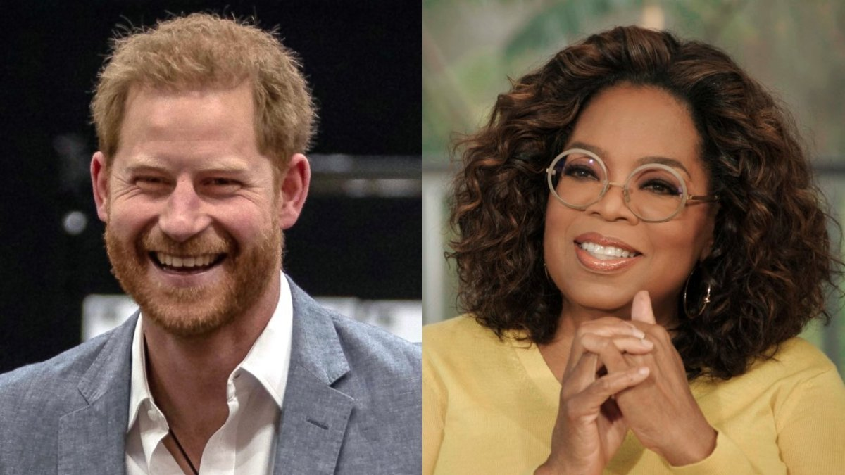 Mental health documentary from Prince Harry and Oprah coming in May