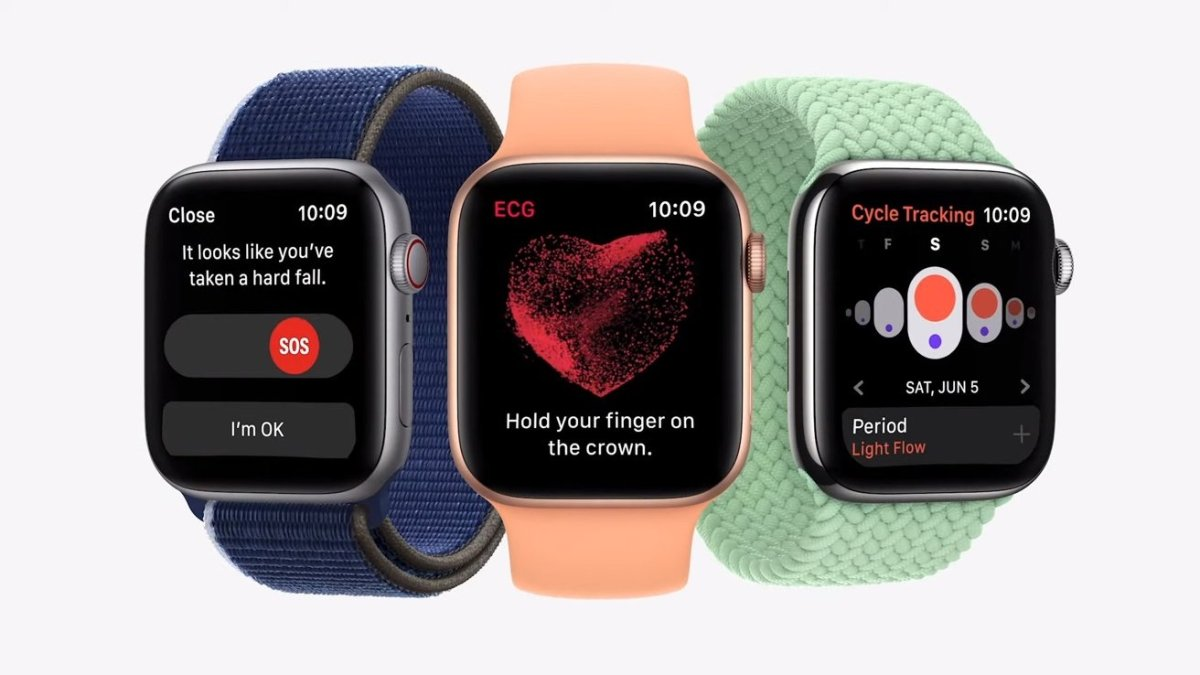 watchOS 8 coming to Apple Watch