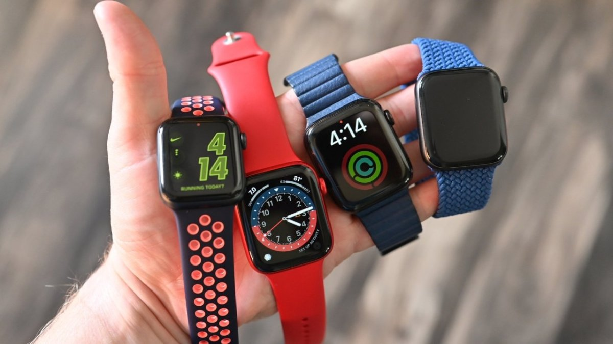 watchOS 8 runs on almost all Apple Watches available