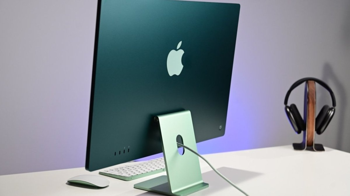 The new 24-inch iMac