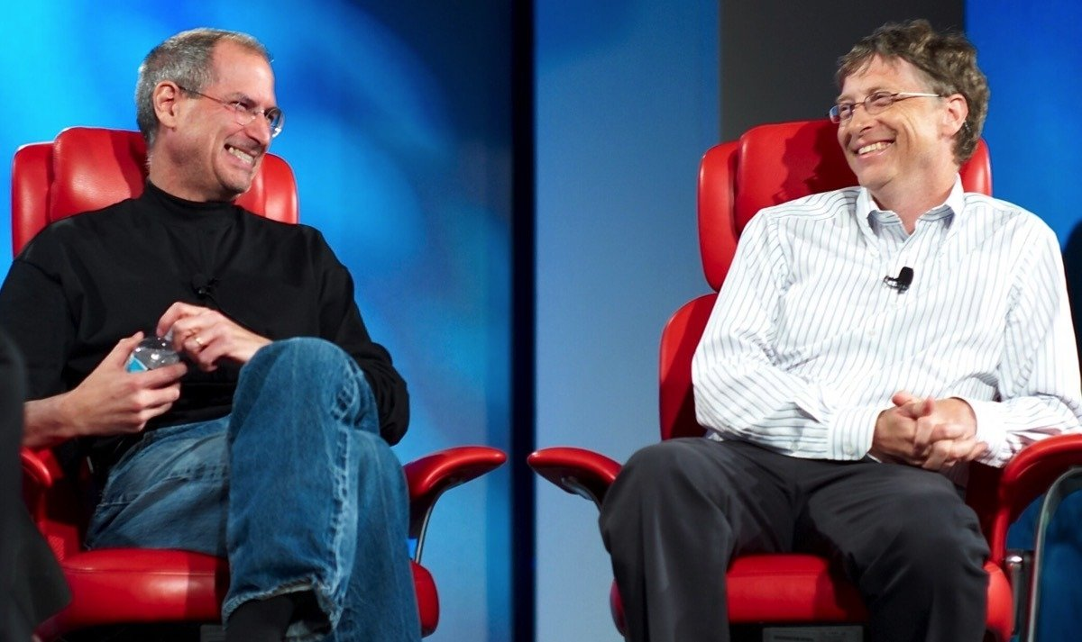 Gates and Jobs