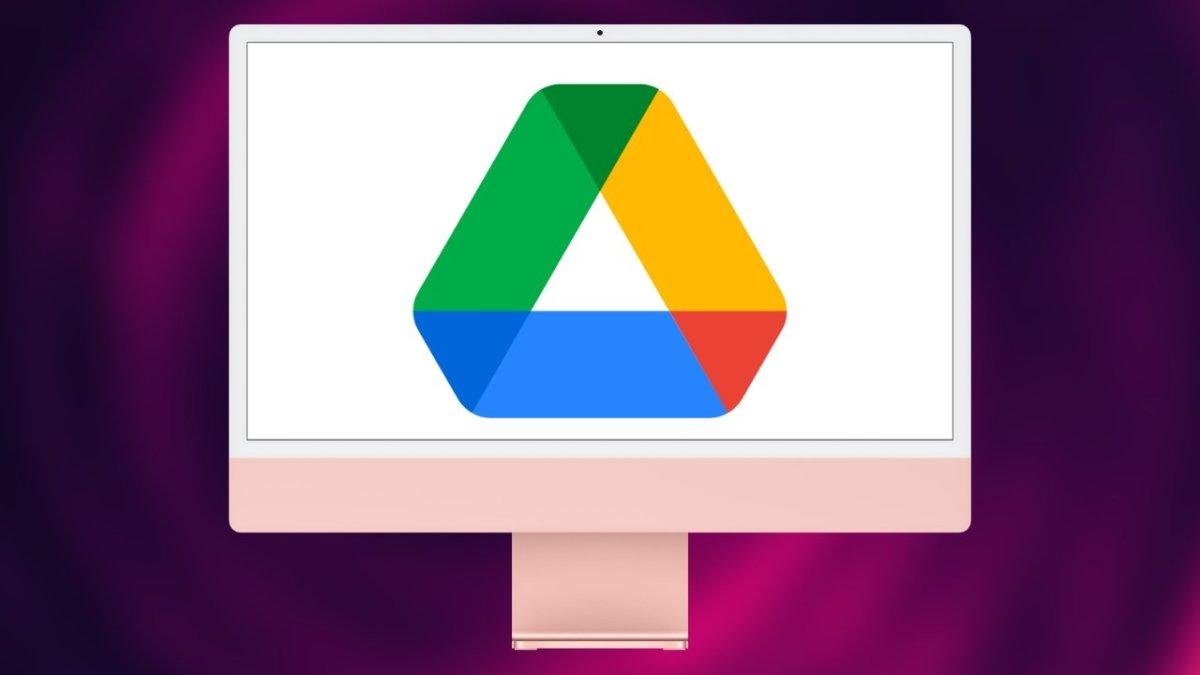 Google Drive for desktop app launches