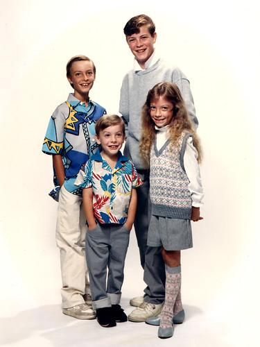 Me and the sibs, circa 1986