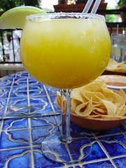 Margarita at La Fogata