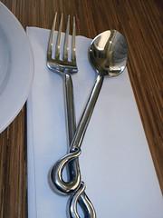 Thai Fork & Spoon