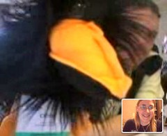 That's an impressive beak