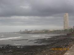 Worli Sea-Face Monsoon 2