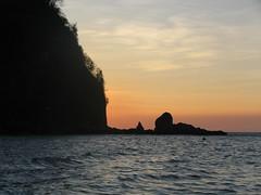 Galera Sunset
