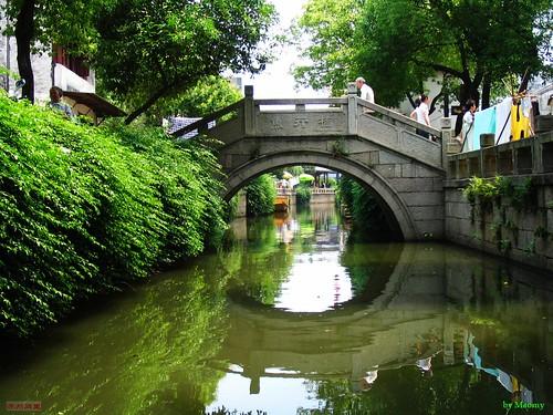 同里小桥流水