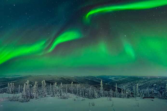 Can You See Northern Lights June