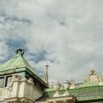 Looking Up – Palmenhaus