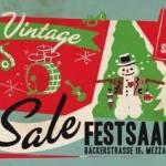 Save the date: Swingin´ vintage christmas sale