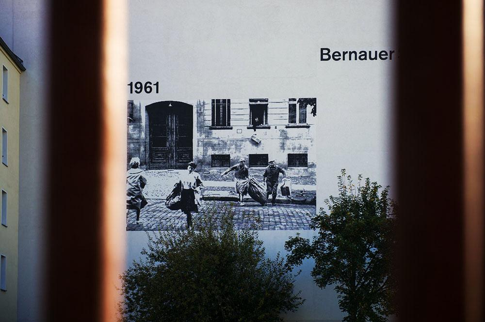 bernquer Straße, berlin, Deutschland, mauer, wall, 25 Jahre mauerfall