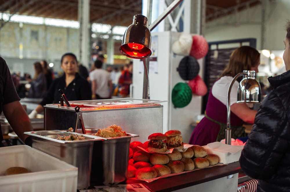 street kitchen, vienna, food, market, 1030, marx halle