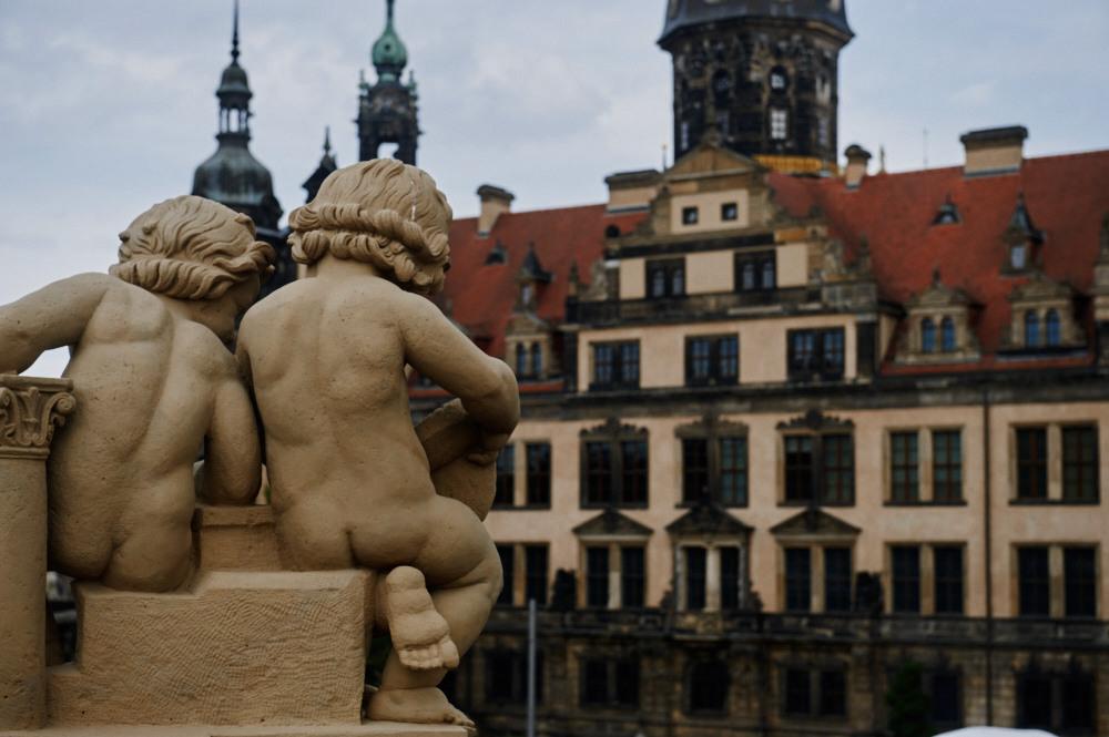 dresden, deutschland, sachsen, barok, sightseeing