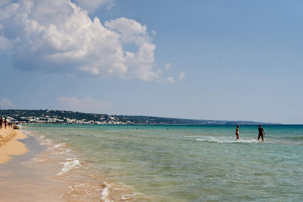 salento, puglia, italia, my big fat italian roadtrip, sea, ocean, blue