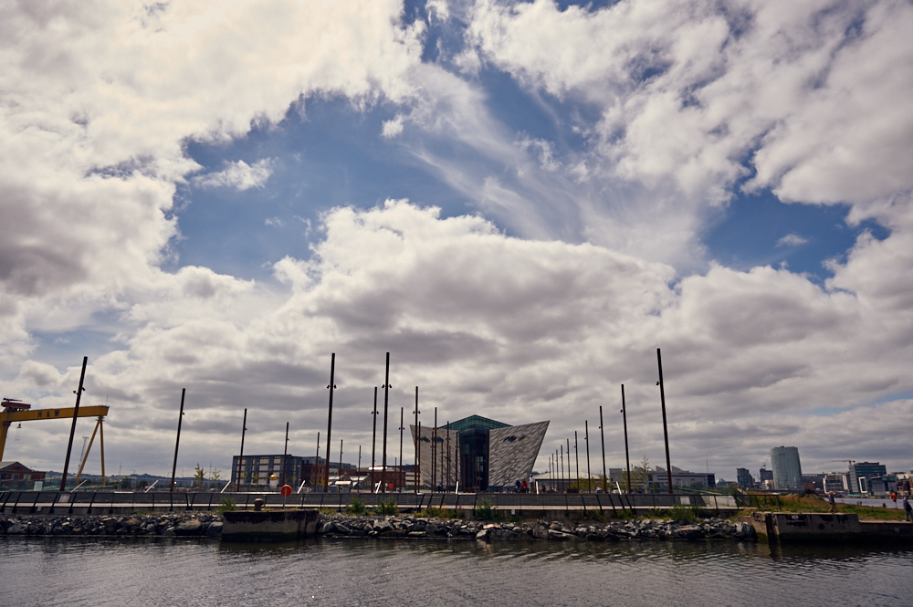 belfast, boat tour, titanic, lagan boat tour, river lagan, bay of belfast