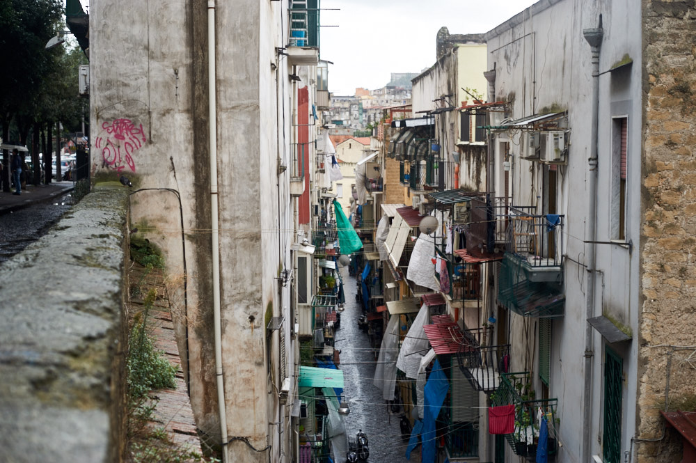 napoli, naples, italy, old town, spaccanapoli, alleys, people, chaos,, city life