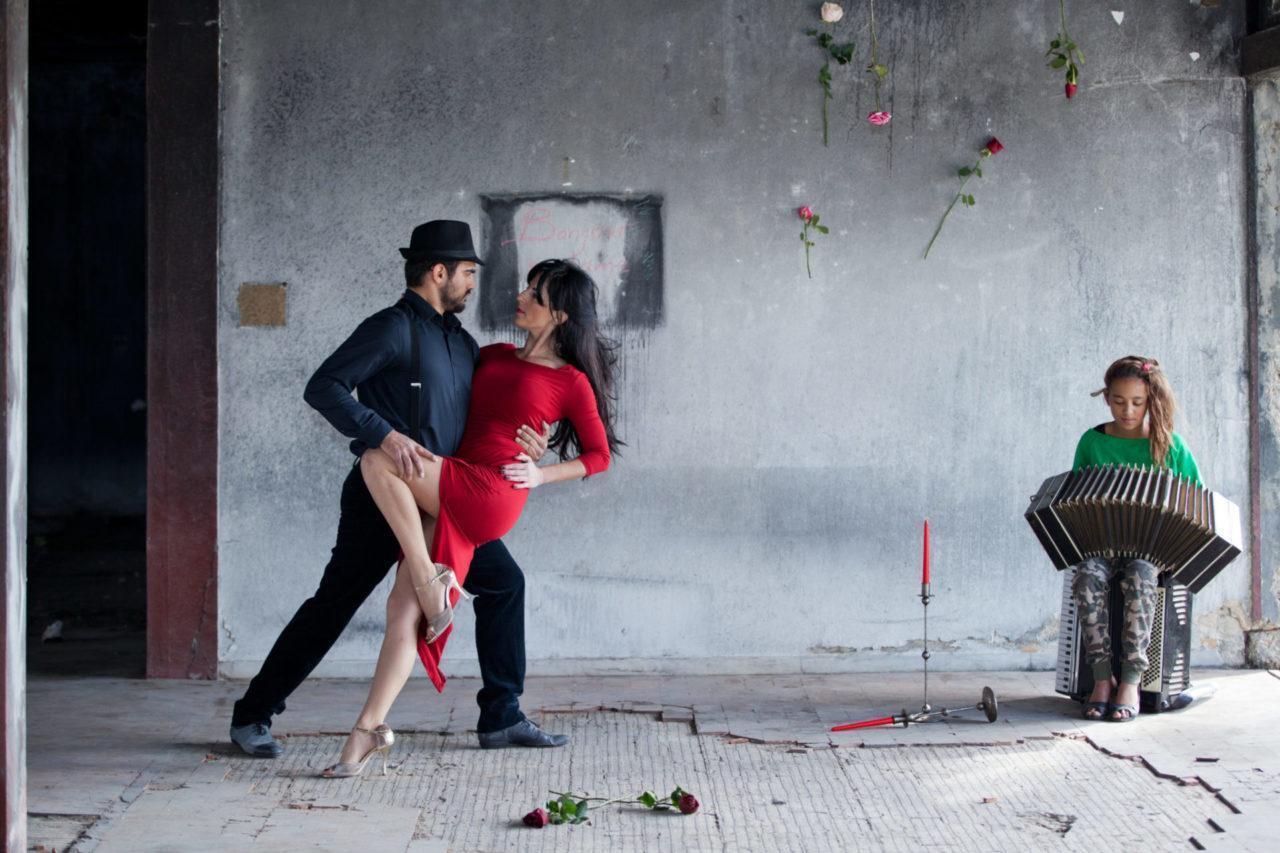 Χορευτες τανγκο