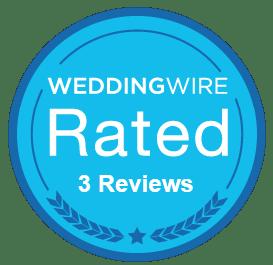 weddingwire 3 reviews