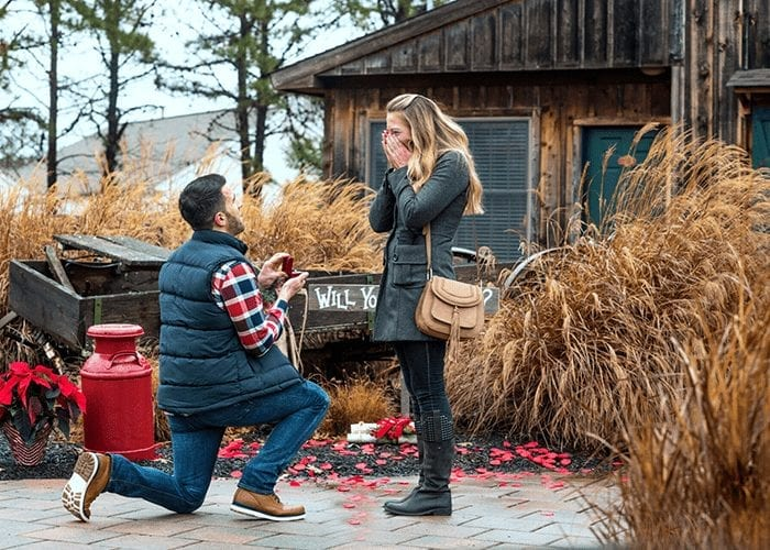 Surprise- Proposal- Photographer