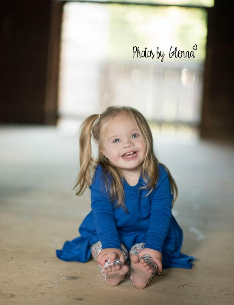 Photographing Special Needs Children
