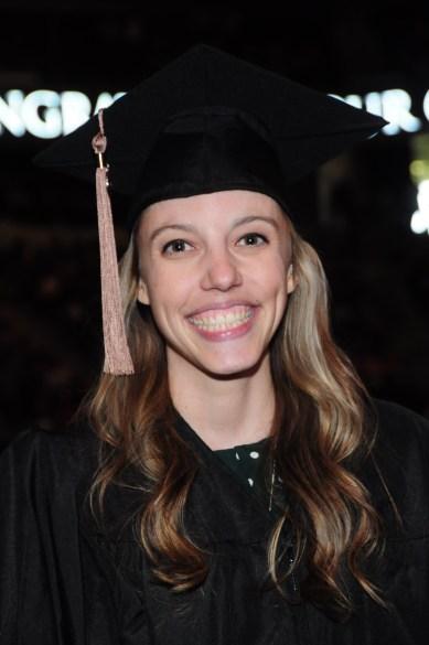 Double Masters Graduation 2016