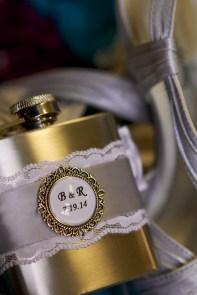 Wedding flask