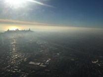 Sunrise over Chicago