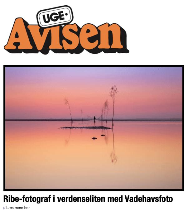 Ugeavisen Ribe Lars Roed