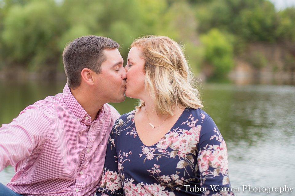 tulsa engagement and wedding photographers