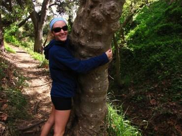 Good Ole Tree-Hugger I am