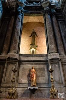 Igreja de São Domingos innen