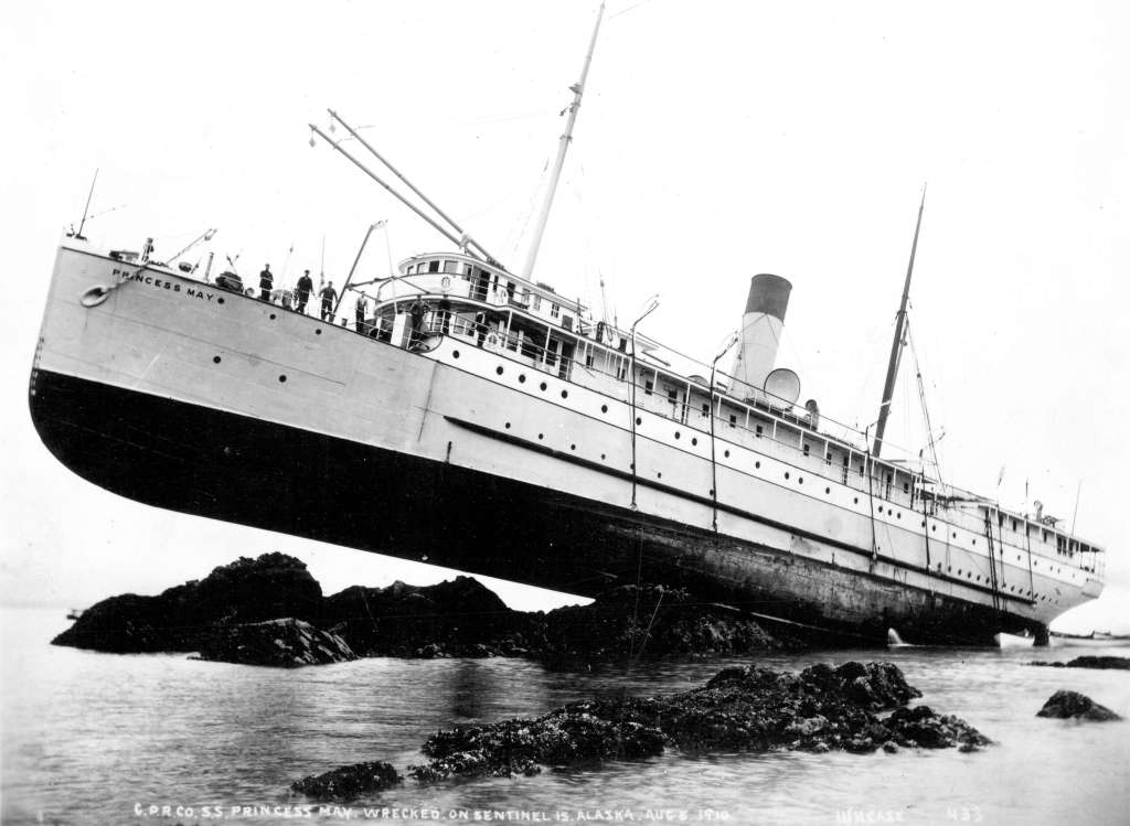 accident bateau princesse may 1910 alaska