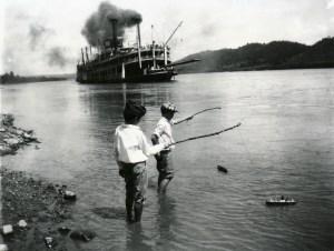 bord-riviere-Indiana-1919-Felix-Koch-Cincinnati -Museum-Center