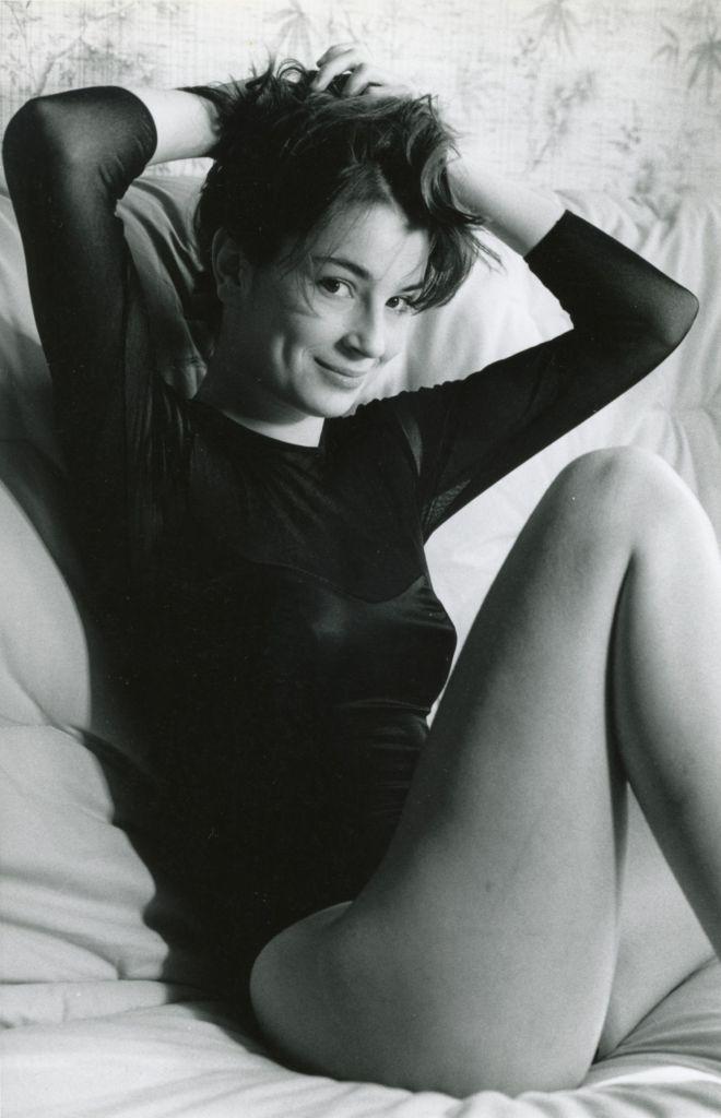 Photo sensuelle Desbois femme 11