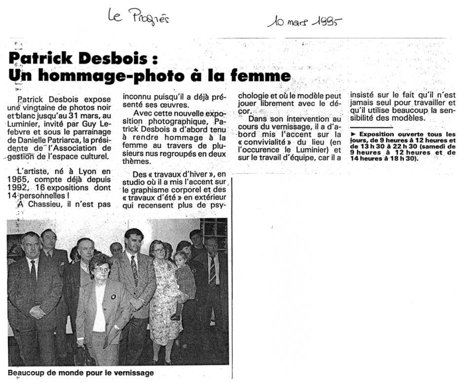 Photo sensuelle Desbois presse 7