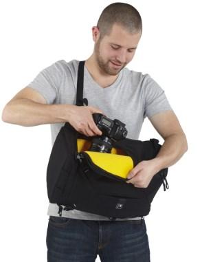Kata 3N1 sling foto cu acces rapid