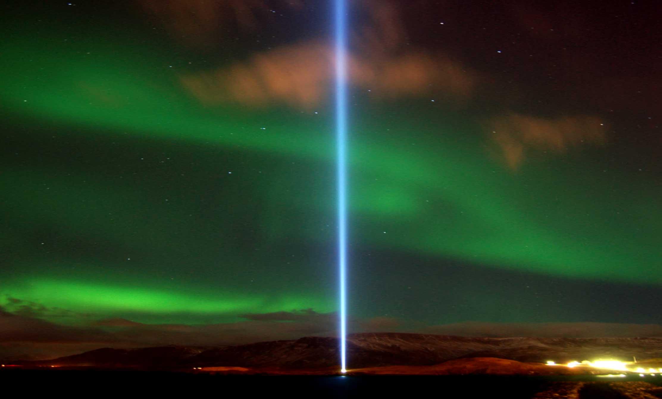 Northern Lights Iceland October