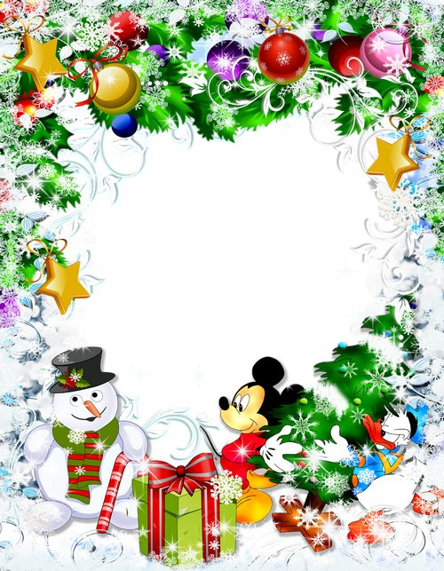 Mickey Mouse Photo Frame Ornament | Framess.co